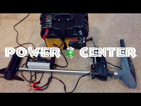 Minn Kota 1820175 Trolling Motor Power Center w// Battery Terminal