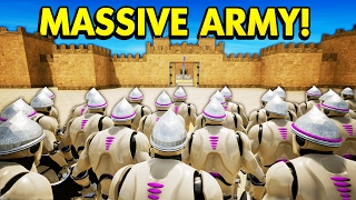 FORMATA GIVEAWAY + BIGGEST ARMY POSSIBLE IN FORMATA! (Formata Game Funny Gameplay)