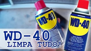 WD 40 Limpa Tudo! thumbnail