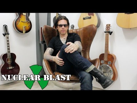 BLACK STAR RIDERS - 'The Killer Instinct' Track By Track, part 1 (OFFICIAL INTERVIEW)