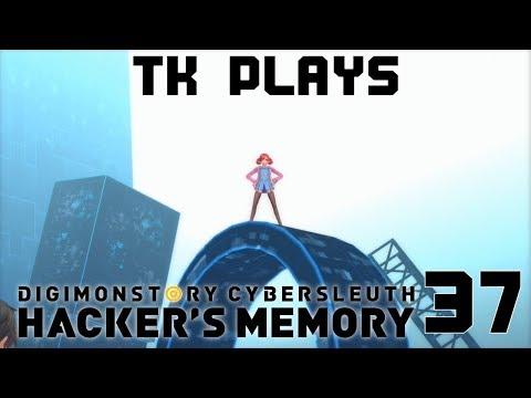 TK Plays Hacker's Memory (Cyber Sleuth) 37