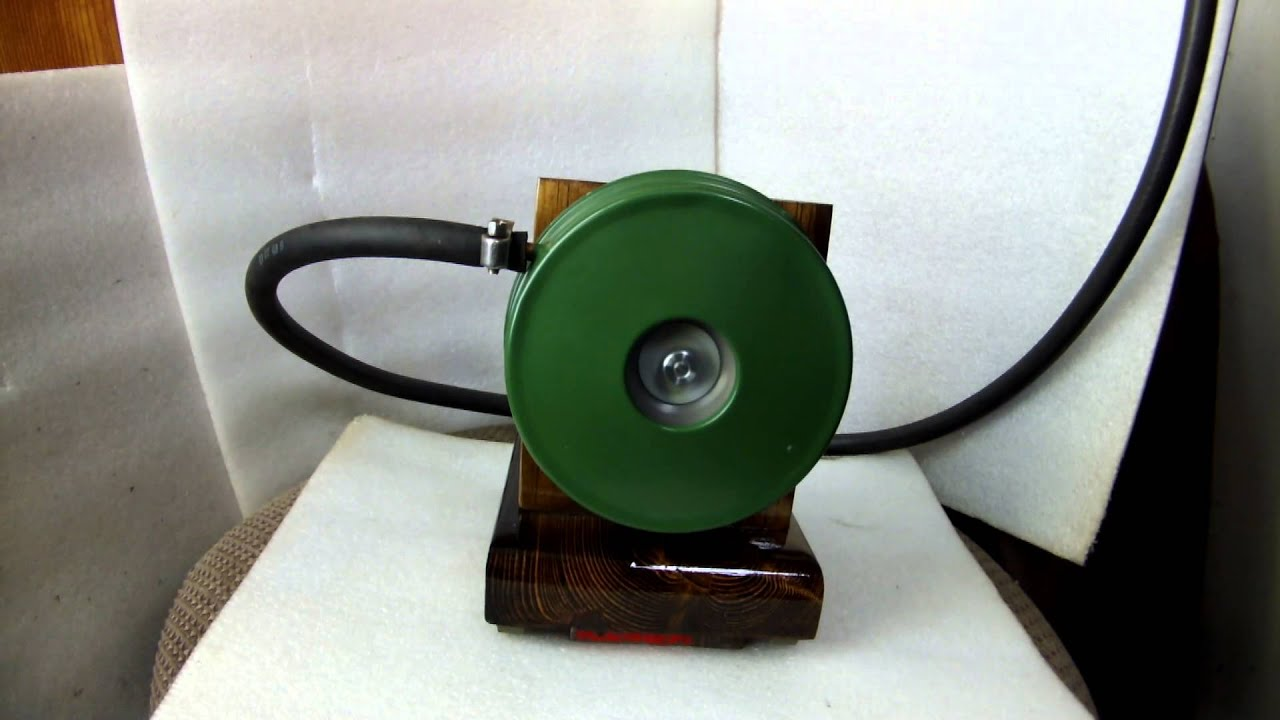 Live Steam Turbine by WTS Green