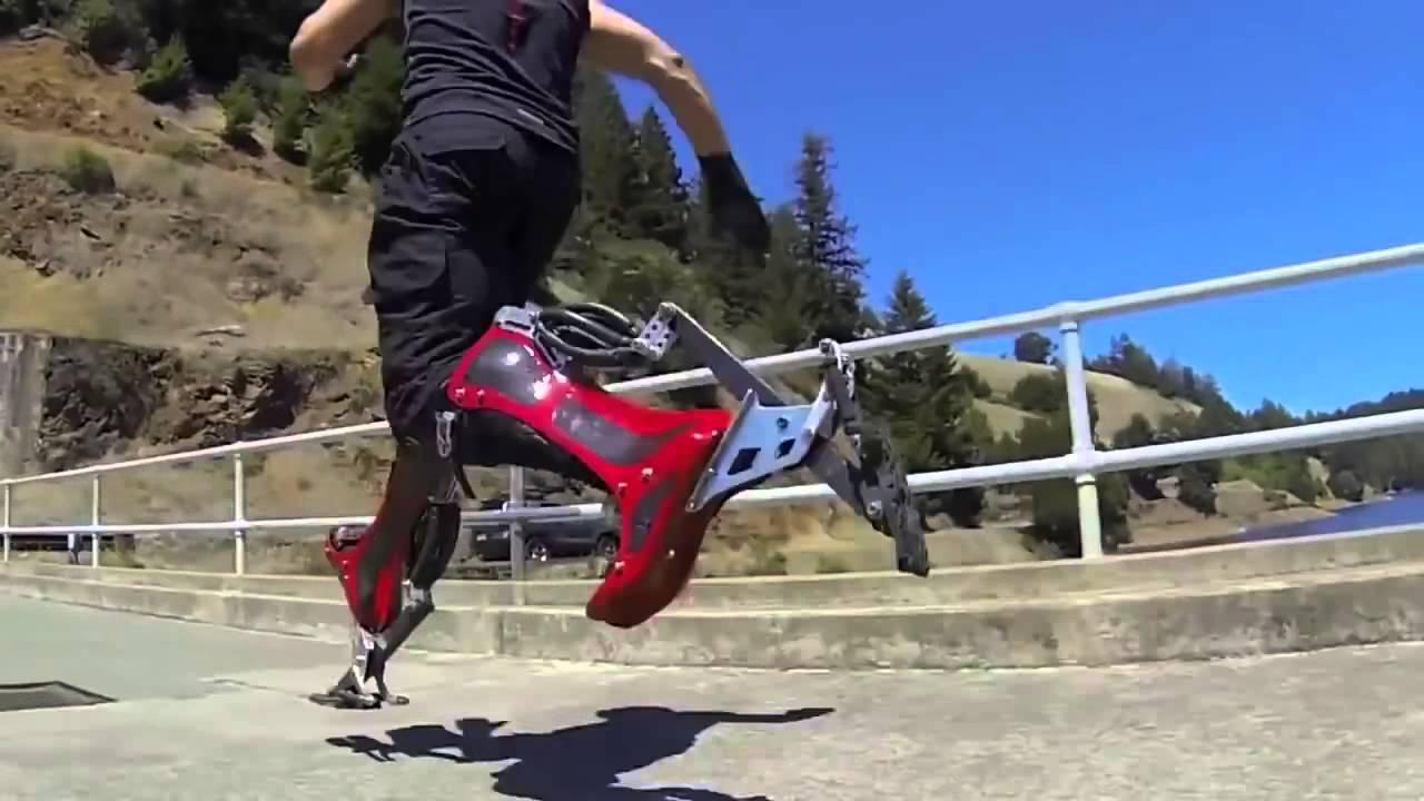 bionic shoes