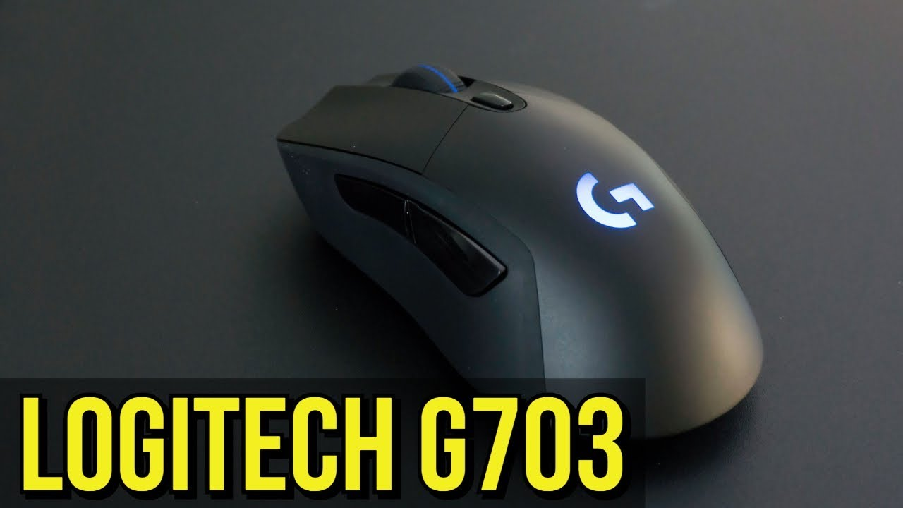✅ Logitech G703 Gaming Mouse Review