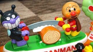 Anpanman Toy Of Carpenter Toolbox アンパンマンの大工さんおもちゃ