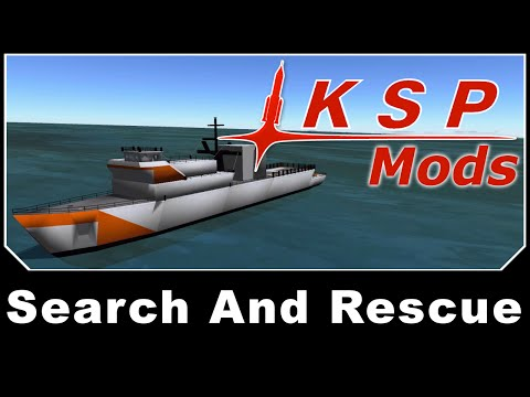 KSP Mods - Search And Rescue