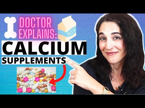 What You Need To Know About Calcium Supplements