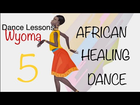 African Healing Dance/Wyoma and the dancers and Drummers of Damballa (5)