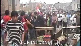 DESALOJO MERCADO PROGRESO CANAL 55