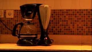 للبيع ماكينة القهوة الأمريكية دانكن دونات Youtube