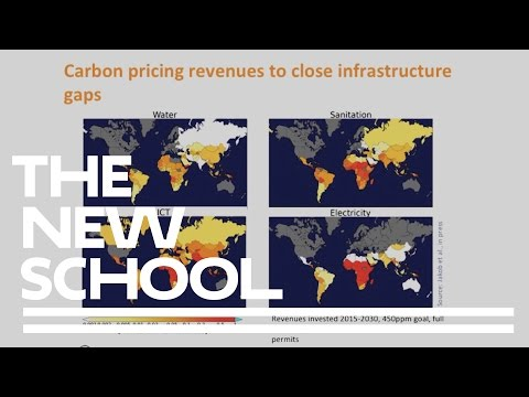 Climate Policies After Paris with IPCC's Ottmar Edenhofer | The New School