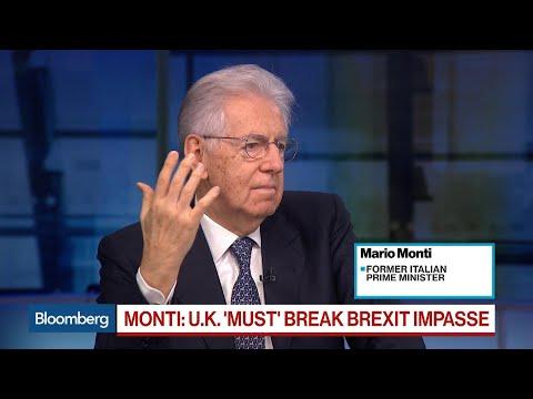 Mario Monti Says U.K. Must