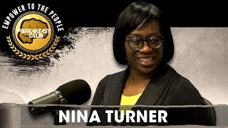 Nina Turner On Strengthening The Democratic Party, Her New Podcast, Bernie Sanders + More