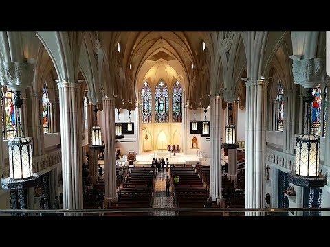 NOVENA CHURCH SINGAPORE | REOPENING