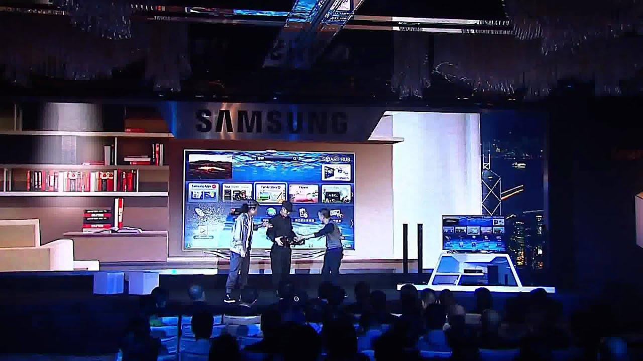 2012 Samsung Smart TV - 產品發佈會精華重溫 - YouTube