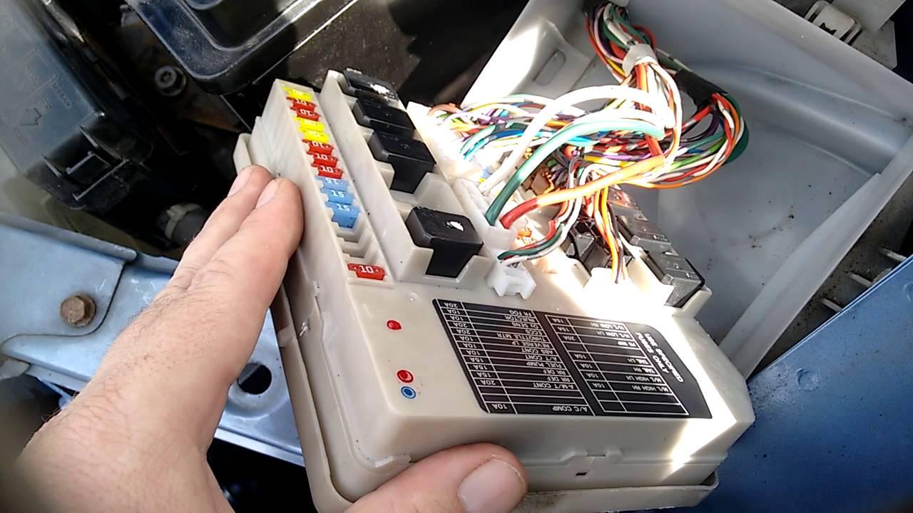 Nissan Micra 2005 K12 intermittent no crank  YouTube