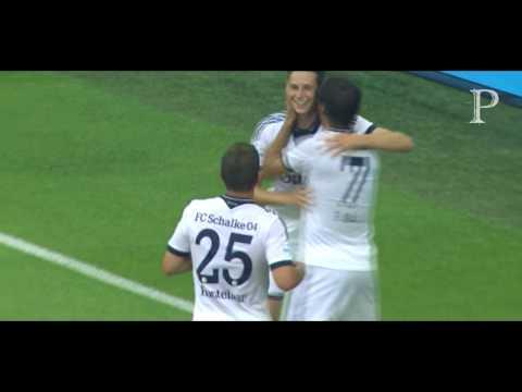 Julian Draxler ▼ Amazing Assist to Raul!!