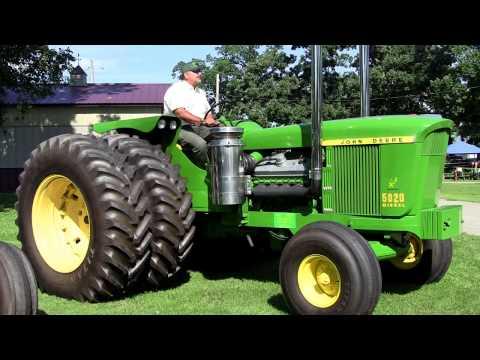 1967 John Deere 5020 Diesel Tractor