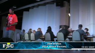 Florida's Animation SuperCon 2009 (DOA Speed Dating)