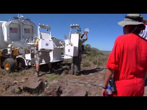 NASA EDGE: D-RATS 2010