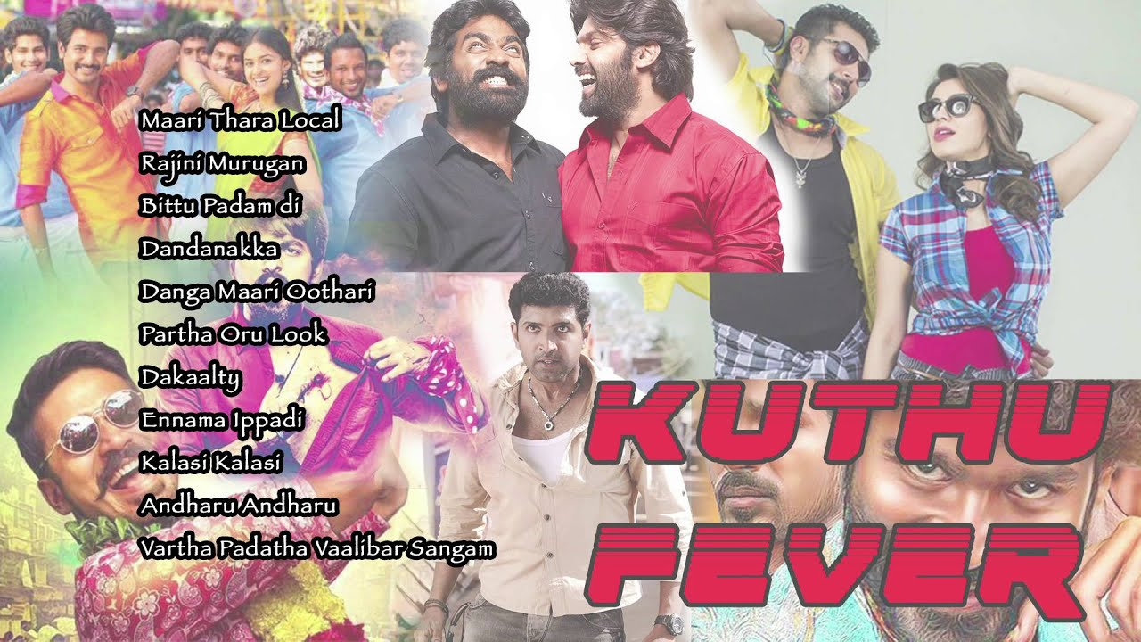 JukeboxTop Kuthu Hits