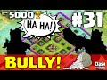 """Clash of Clans """"BULLYING and Q&A"""" Quest to 5000 Episode 31  ♦ CoC ♦"""