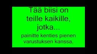 Video NRJ Aamupojat - AISA (lyrics/Sanat) download MP3, 3GP, MP4, WEBM, AVI, FLV Oktober 2018