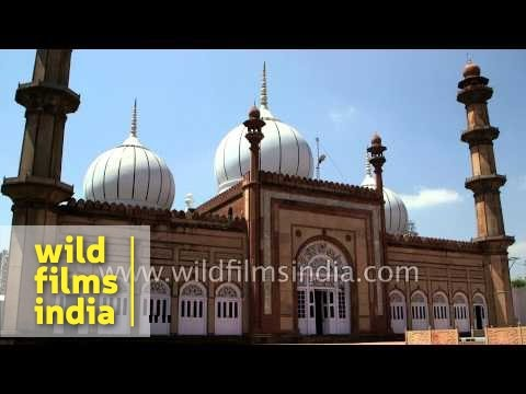 Sir Syed Hall Mosque, Aligarh Muslim University (AMU)