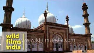 Sir Syed Hall Mosque, Aligarh Muslim University (AMU)