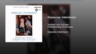 Goyescas: Intermezzo