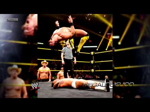 Adrian Neville 5th and NEW WWE Theme Song  Break Orbit With Download Link