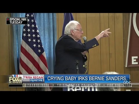 Bernie Sanders, Baby Shusher? | The View