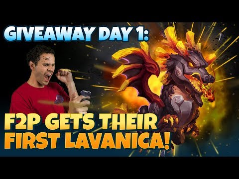 FREE 2 PLAY Gets Their FIRST LAVANICA!