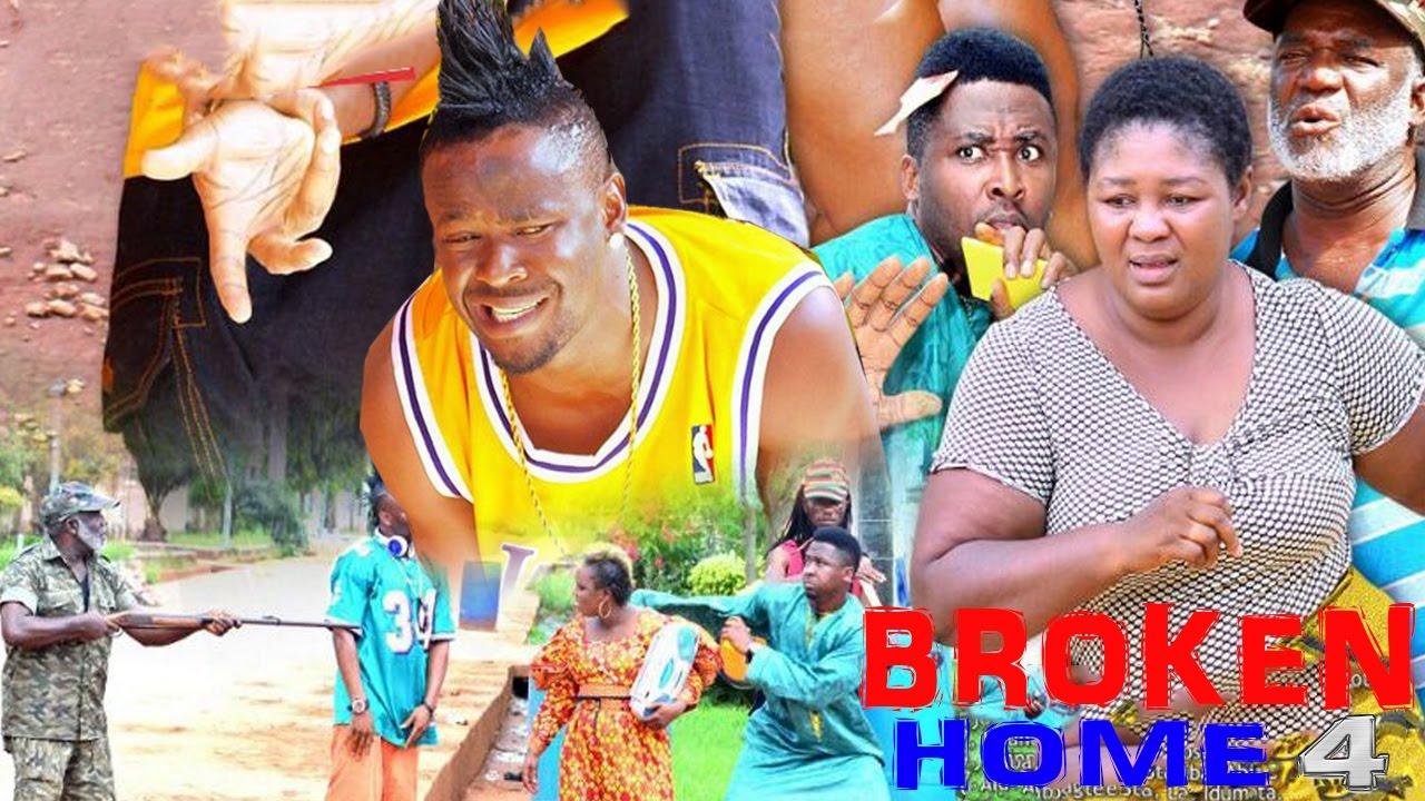 Download Broken Home Season 4   - Latest 2016 Nigerian Nollywood Movie