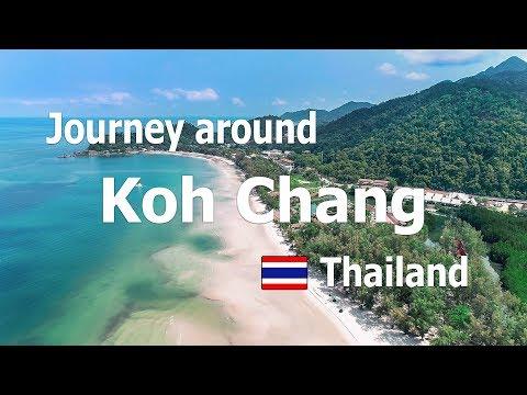 Journey Around Koh Chang Thailand 2019 (4K)