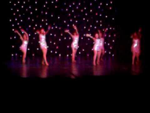 Wacoochee Junior High School Pantherettes Jazz Dance
