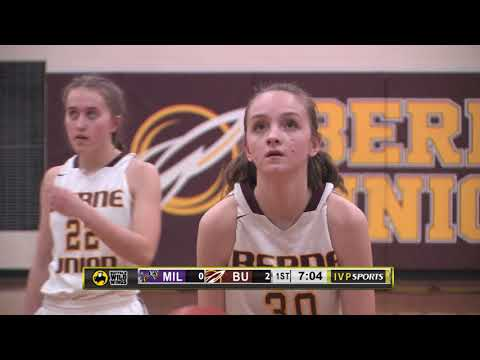 IVP Sports: Millersport Lady Lakers at Berne Union Lady Rockets - February 21st, 2018