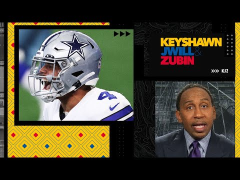 Stephen A. explains why the Cowboys will fail to live up to expectations | KJZ