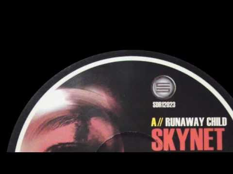 SUDDEN DEF RECORDINGS [ SDR 12023 : SKYNET - runaway child - ] drum and bass