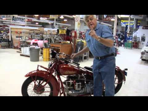 1933 Indian Motorcycle - Jay Leno