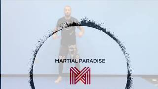 How to improve martial arts skills with the use of Short & Long Range Resistance Bands at home