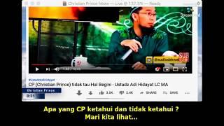 Christian Prince: Betapa Humorisnya Para Ustadz di Indonesia