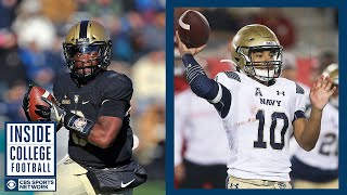 Our 'inside college football' analysts preview army at #23 navy for the 2019 football season.subscribe to channel:https://www./user/cb...