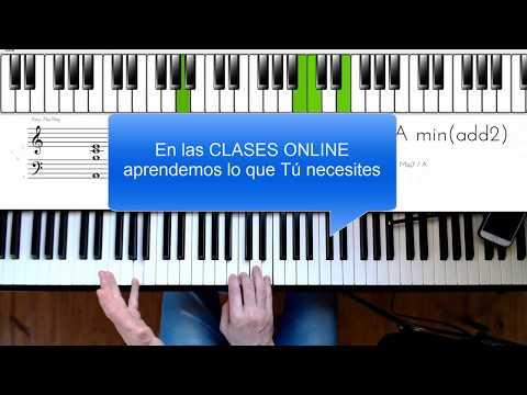 Clases De Piano ONLINE Con Marcos Sasone