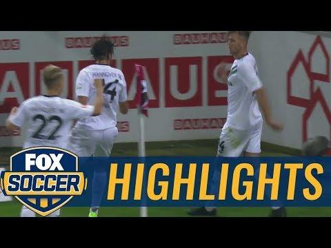 SC Freiburg vs. Hannover 96 | 2017-18 Bundesliga Highlights[Euro]