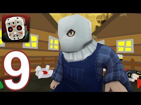 Friday The 13th: Killer Puzzle - Gameplay Walkthrough Part 9 - Return To Crystal Lake (iOS, Android)