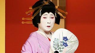 素顔から女形へ=歌舞伎俳優、中村雀右衛門さんの楽屋に密着
