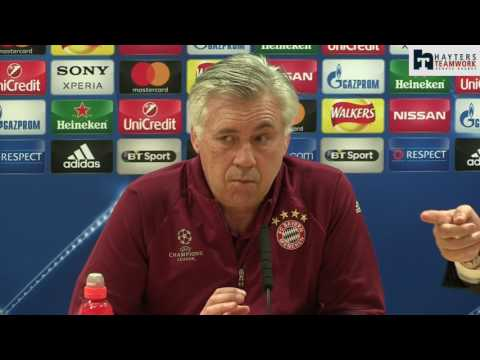 Ancelotti sympathises with under-fire Wenger