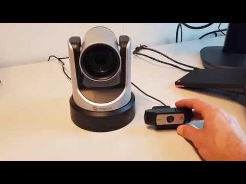 Tech Tip: Upgrade Polycom Trio 8800 With EE IV USB Camera