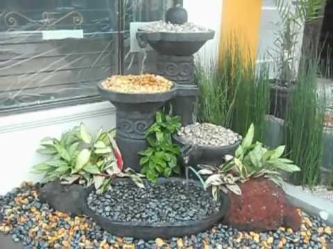 Mini Waterfalls Indoor - YouTube
